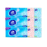 维达 手帕纸随身装小包 V0068x3 8片/包x30包 202003100001